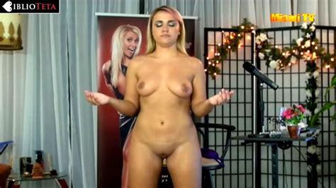 Jenny Scordamaglia Miami Tv Nude Yoga Nudeshots