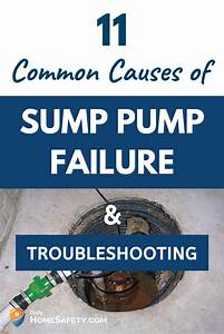 Has Your Sump Pump Stopped Working Properly  Or You Just