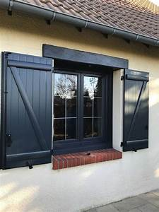 installation de fenetres pvc et de volets battants With installation fenetre pvc