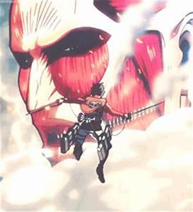 Attack On Titan Colossal Titan Gif | www.pixshark.com ...