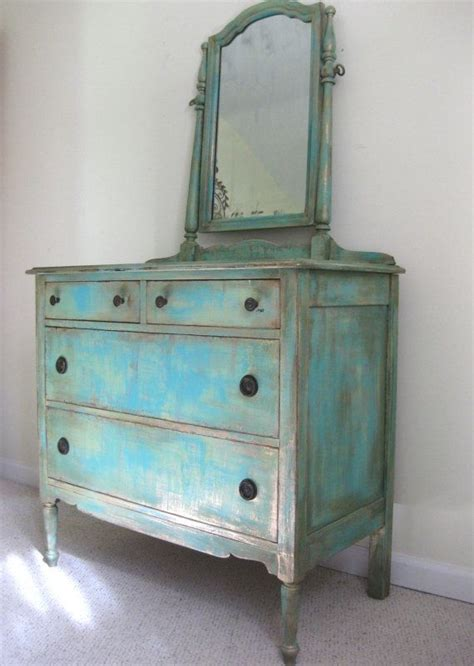 Sofa Farbe ändern by Country Cottage Chic Shabby Distressed Aqua Turquoise