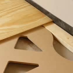 diy sprung floor rosco wavelock floor