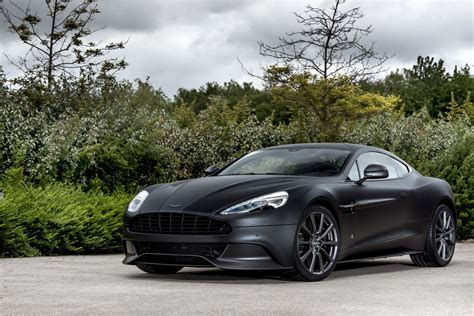 official aston martin vanquish one of seven collection