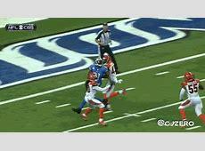 Calvin Johnson makes ridiculous TD catch in triple
