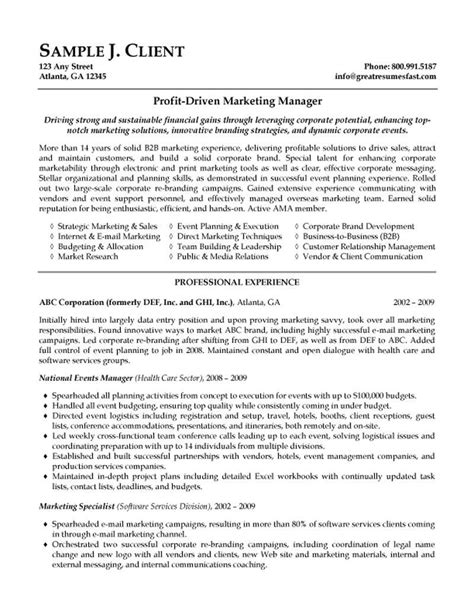 Telecom Marketing Executive Sle Resume by Beautiful Corporate Communications Manager Resume Pictures