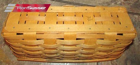 longaberger  wrought iron wall shelves hanging rack  basket  protector ronsussercom