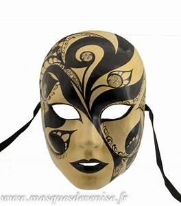 Masque Pour Peinture : masque de venise en papier mach masques venitiens de ~ Edinachiropracticcenter.com Idées de Décoration