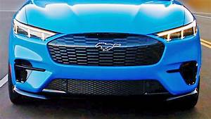Ford Mustang Mach-E – Mustang Electric SUV?! – Design, Interior, Specs - YouTube