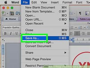 4 ways to change a word document to jpeg format wikihow With word documents to jpg