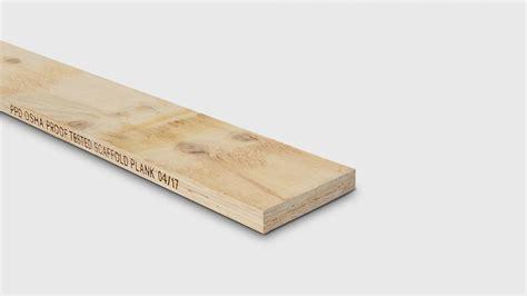 lvl scaffold planks