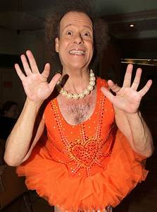 Well of Course: Richard Simmons Transitioning | Regular ...