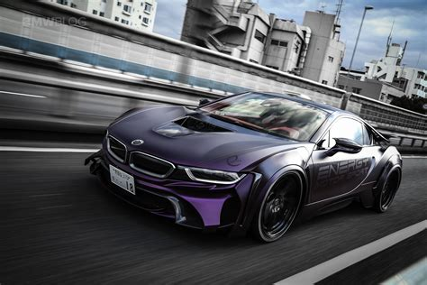 bmw evo i8 quot quot edition is the batmobile we all want