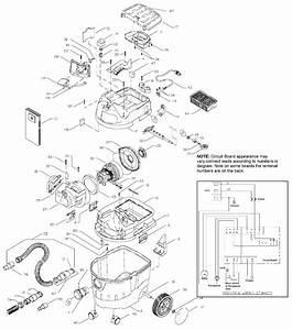 Porter Cable 7812 Parts List