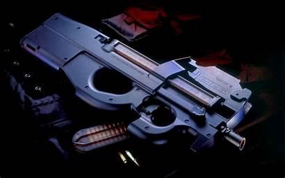 Gun Wallpapers Weapons Machine Phone Short Widescreen