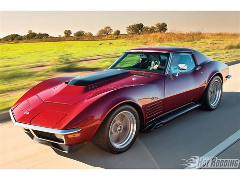1971 Chevy Corvette  A Lot For A Little  Popular Hot