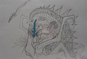 Godzilla vs. MUTO by ultrasunyuan on DeviantArt