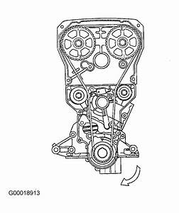 2004 Kia Rio Serpentine Belt Routing And Timing Belt Diagrams