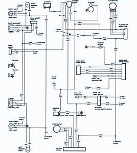 1984 Ford F 150 Wiring Diagrams
