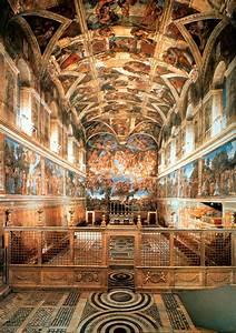 Vatican fits sensors to preserve priceless Sistine Chapel ...