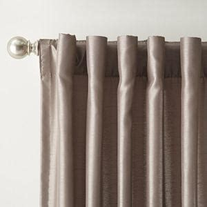 Back Tab Drapes by Back Tab Top Curtains And Custom Back Tab Drapes