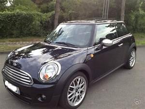 Mini Cooper Noir : mini cooper d noir avec toit ouvrant et gps l 39 occaz des autos ~ Gottalentnigeria.com Avis de Voitures
