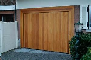 porte de garage namur gilson roger porte de garage hormann With porte de garage en bois