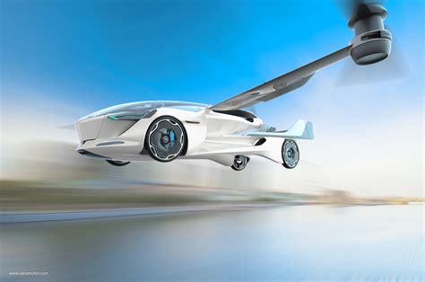 news aeromobil flying car