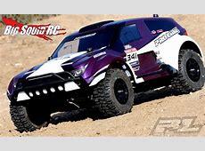 ProLine Desert Raid Clear Body « Big Squid RC – RC Car
