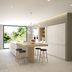 hardwood floors in kitchens sophisticated contemporary kitchens with cutting edge design 4161