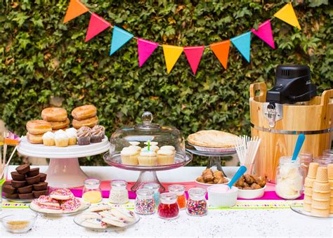 how to design the ultimate diy dessert bar brit co