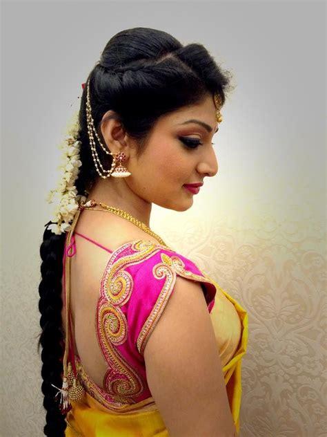 images  elegant saree blouses  pinterest