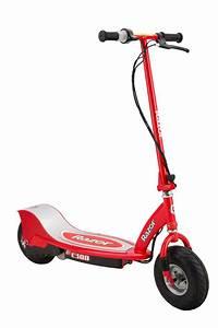 Razor E300 Electric 24V Motorized Ride on Kids Scooter Red ...