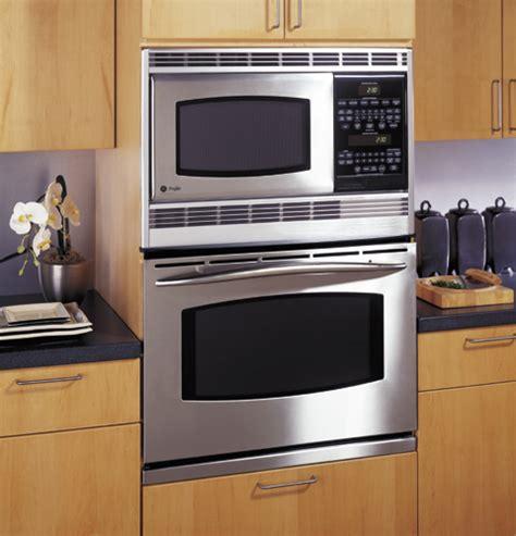 ge profile  built  double microwaveconvection oven jtskss ge appliances