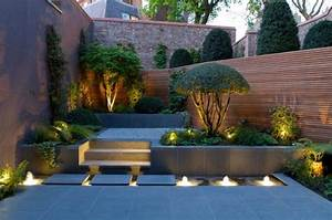 modern garden designs for great and small outdoors With fontaine exterieure de jardin moderne 2 four useful outdoor fountain design ideas for great