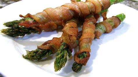 bacon wrap recipes paleo bacon wrapped asparagus recipe