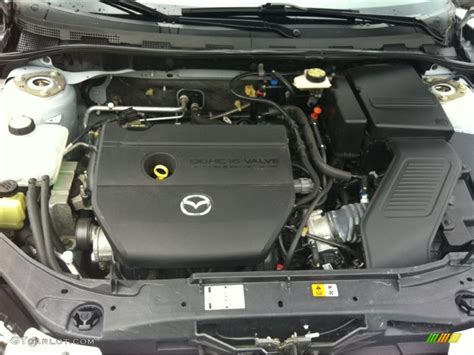 how cars engines work 2006 mazda mazda3 navigation system 2006 mazda mazda3 s grand touring sedan 2 3 liter dohc 16v vvt 4 cylinder engine photo 56650308