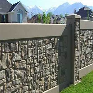 Compound wall with design triranga infra