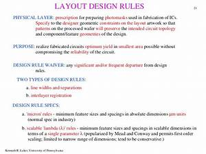 Piping Layout Design Rules
