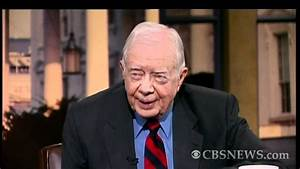 Jimmy Carter: Ted Kennedy Blocked Health Care Reform - YouTube