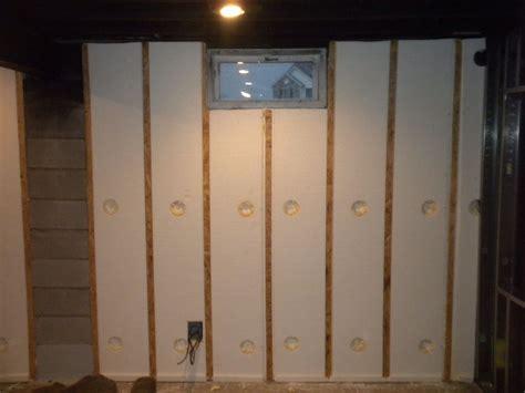 Magic Wall Basement Finishing System R16 Insulated