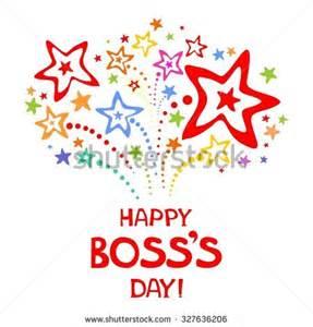 Happy Bosses Day Illustrations
