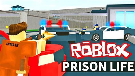 The Best Roblox Prison Escape!!  Brand New Roblox Prison