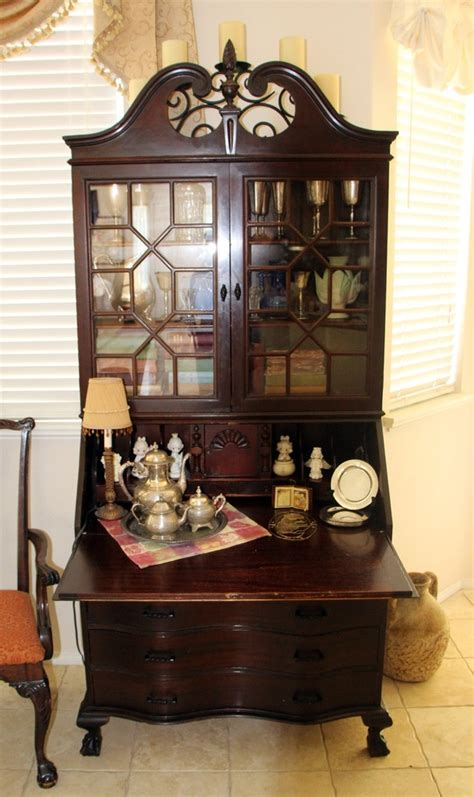 34 Best Images About Antique Secretary Finishes For My