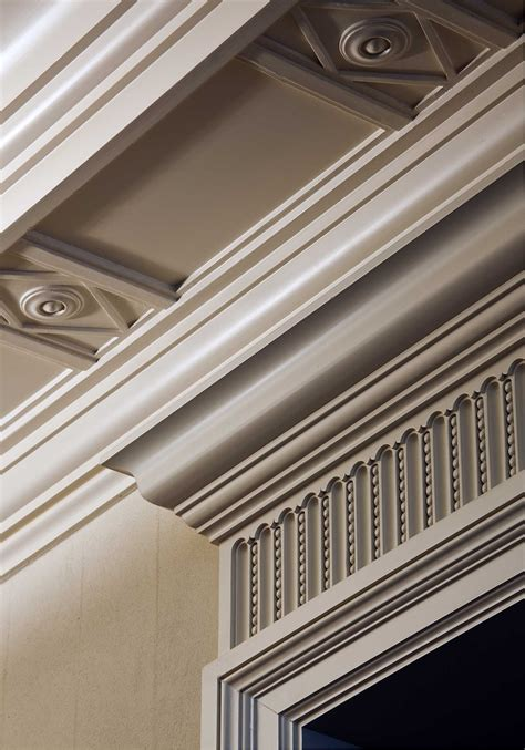 Interior Cornice by B Murray Architect Gallery Detail Details