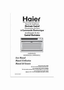 Download Haier Window Air Conditioner Manual Free