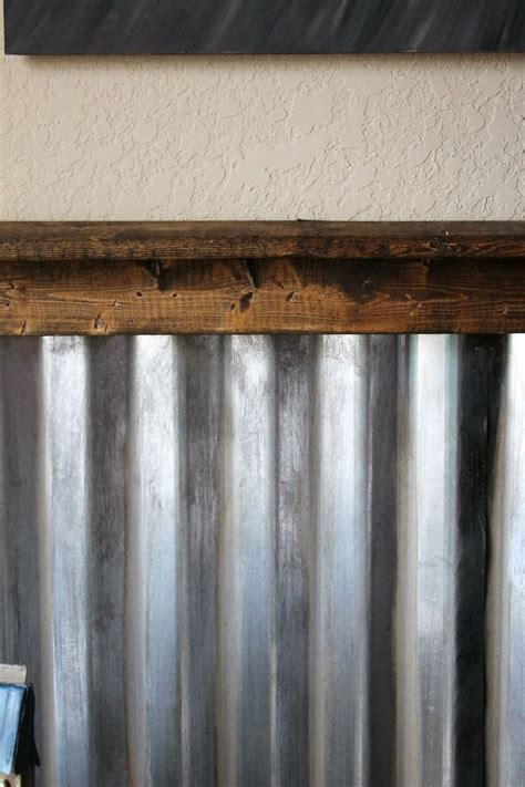 Tin Wainscoting Panels by Pin By Lr Dibbern On Garage Galvanized Metal Chalk