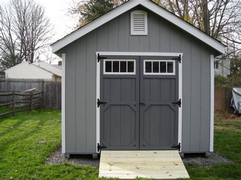 Storage Houses For Backyard by Best 25 Outdoor Storage Sheds Ideas On
