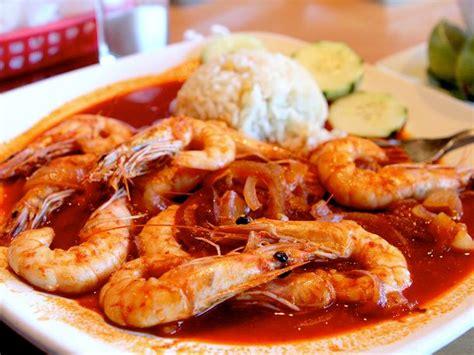 ceviches marlin tacos  shrimp diablo  coni