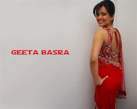 Hot Actress Photo Gallery Geeta Basra Latest Hot Wallpapers