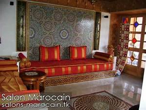 Acheter Salon Marocain : juin 2014 decoration marocaine page 5 ~ Melissatoandfro.com Idées de Décoration